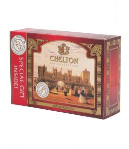 Chelton English Royal Tea 200g+25torebek GRATIS