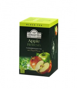 Ahmad Tea Apple Refresh herbata 20 torebek