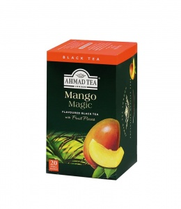 Ahmad Tea Mango Magic herbata 20 torebek