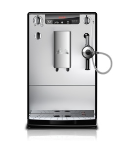 Ekspres do kawy Melitta Caffeo Solo Perfect Milk E957-103 srebrny