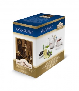 Sir Williams Royal Taste Royal Earl Grey Herbata 50 saszetek