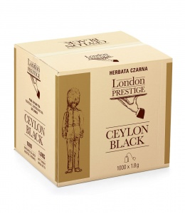 Sir Williams London Prestige Ceylon Herbata 1000 szt.