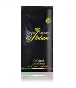 Grand Maestro Original Kawa ziarnista 1kg