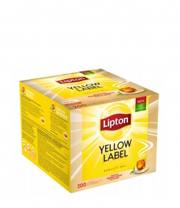 Lipton Yellow Label 200 torebek