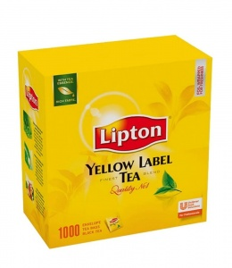 Lipton Yellow Label 1000 torebek