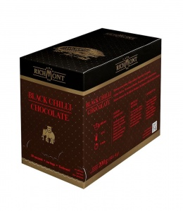 Richmont Excellence Black Chilli Chocolate Herbata 50 saszetek