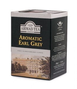 Herbata Ahmad Tea Aromatic Earl Grey 500g