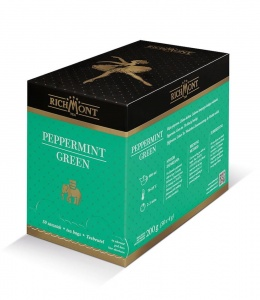 Richmont Excellence Peppermint Herbata 50 saszetek
