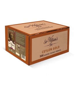 Sir Williams Tea Ceylon Gold Herbata 500 saszetek
