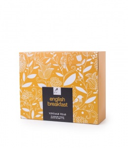 Vintage Teas herbata English Breakfast - Premium Edition 30 piramidek