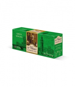 Sir Williams London Green Sencha 25 saszetek