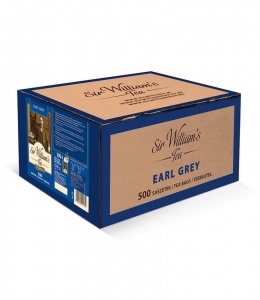 Sir Williams Tea Earl Grey Herbata 500 saszetek